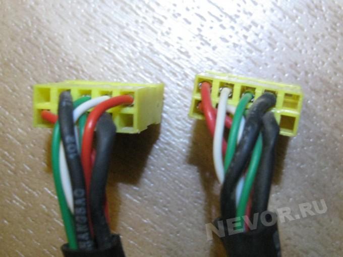 распиновка разъёмов USB